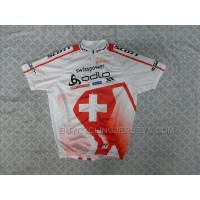 2011 Scott Swiss Champion Cycling Jersey