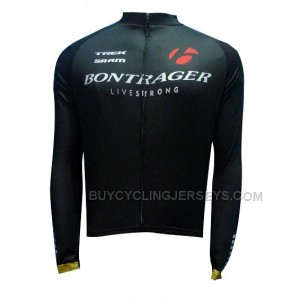 2012 Bontrager Livestrong Long Sleeve Cycling Jersey